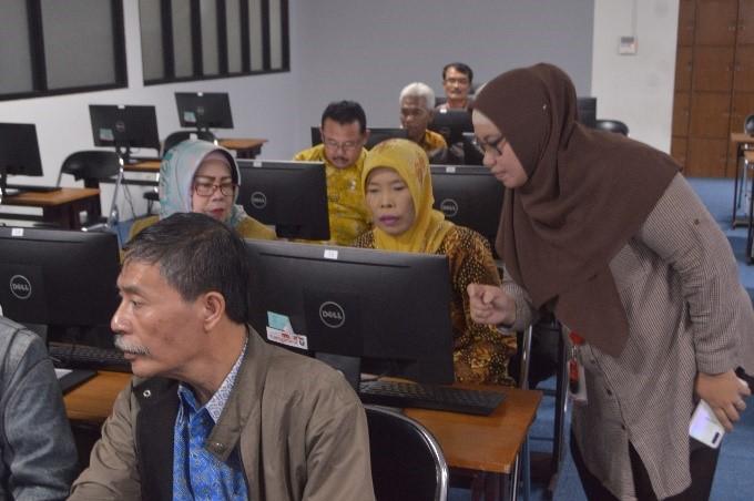 Pelatihan Manajemen (Teori & Praktik) Untuk Kepala Sekolah  Se-Kecamatan Bojongsoang
